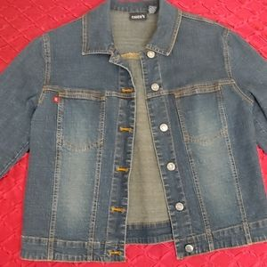 Chico's Denim Jacket